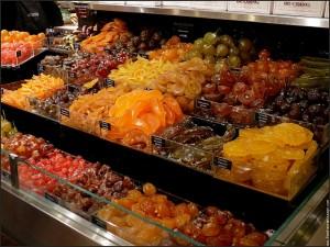 果物のコンフィ