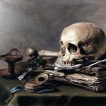 「骸骨(がいこつ)」と「髑髏(どくろ)」の違いは?
