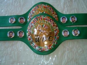 WBC チャンピオンベルト