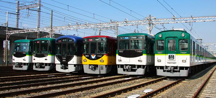 「列車」と「電車」の違いは?
