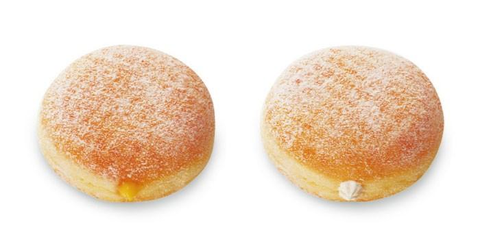 ミスタードーナツ「カスタードクリーム」と「エンゼルクリーム」の違いは?