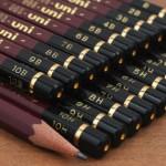 鉛筆の「HB」と「B」「H」「F」の違いは?