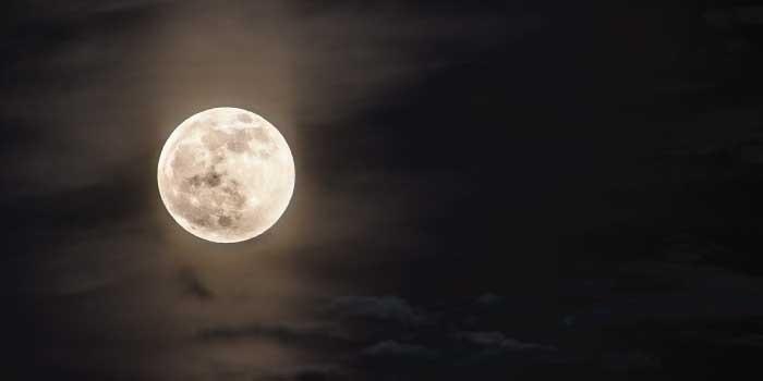 「満月」と「新月」の違いは?