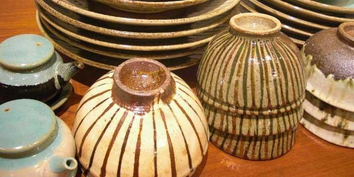 「陶器」と「磁器」の違いは?