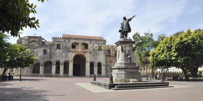 サントドミンゴの植民都市