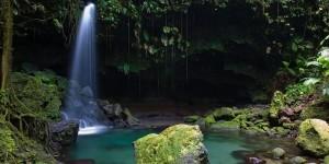 モルヌ・トロワ・ピトン国立公園