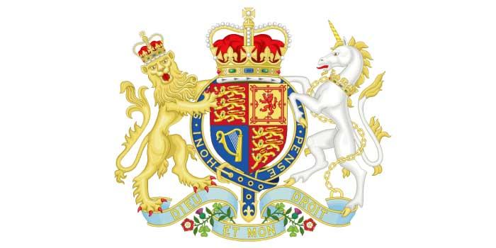 イギリスの国章