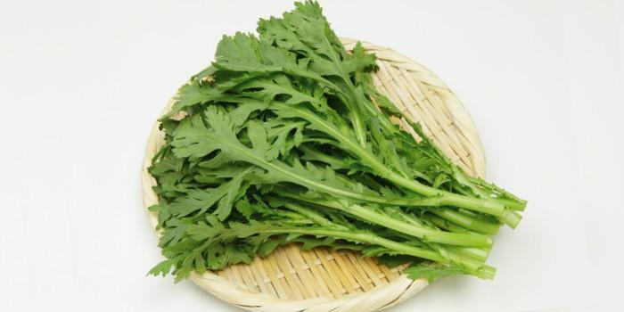 「春菊」と「水菜」の違いは?