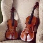 「ヴァイオリン」と「ヴィオラ」の違いは?