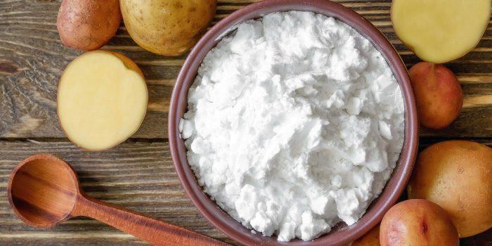「片栗粉」と「小麦粉」の違いは?
