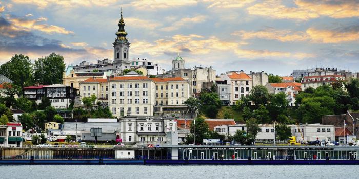 セルビア (首都 ベオグラード)