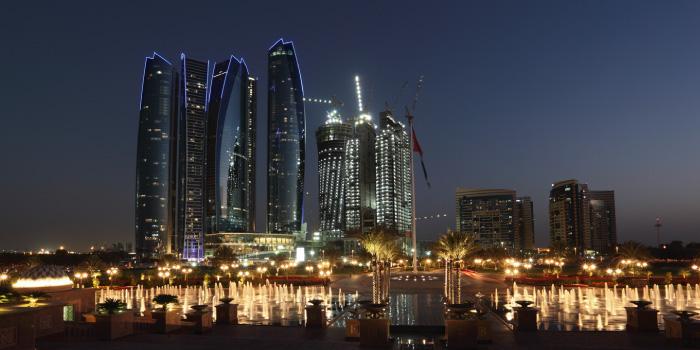 UAE (首都 アブダビ)
