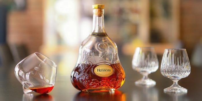コニャック (Hennessy X.O.)