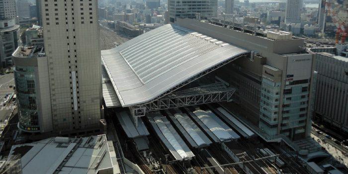 「大阪駅」と「梅田駅」の違いは?