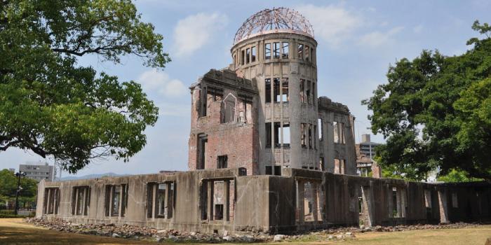 文化遺産 原爆ドーム