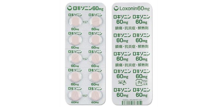 ロキソニン60mg (先発医薬品)