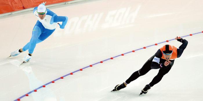 「スピードスケート」と「ショートトラック」の違いは?