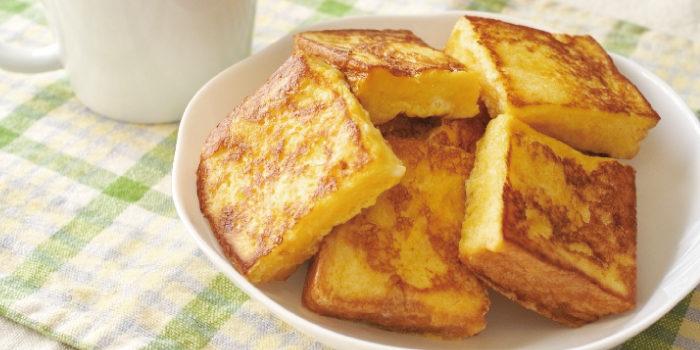 「フレンチトースト」と「イギリストースト」の違いは?