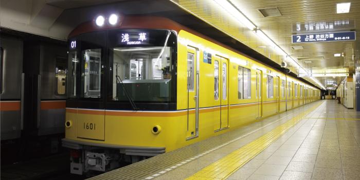 東京地下鉄 (東京メトロ)