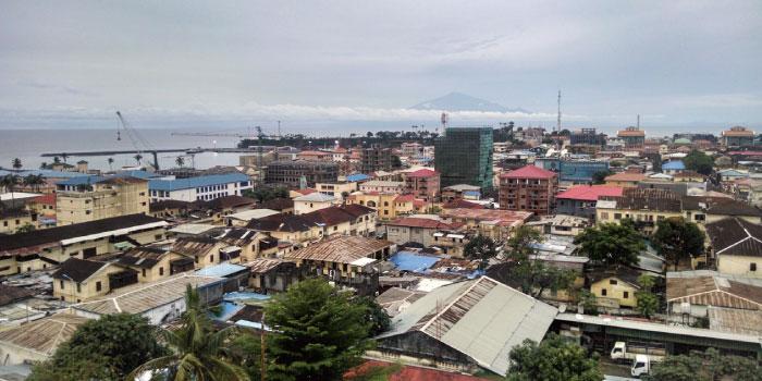 赤道ギニア 首都マラボ