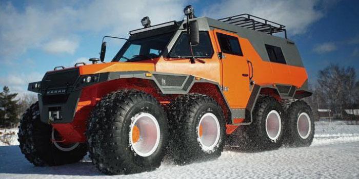AWD(8WD)