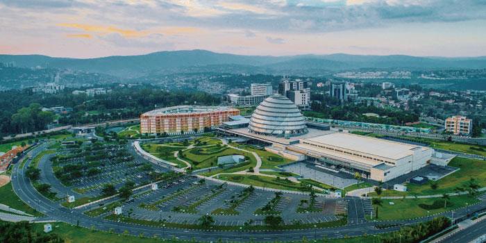 ルワンダ (首都キガリ)